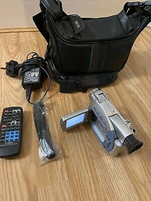 Canon Mv530i Camcorder Full Set With Accessories