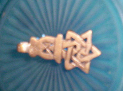-*Star  of  David -very OLD  silver(.900%)-with Some Documents of Pas OWNER