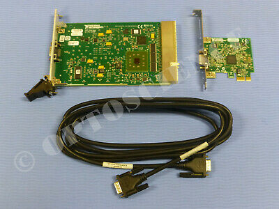 National Instruments PXI-8360 / PCIe-8361 MXI-Express Kit with 3m Cable