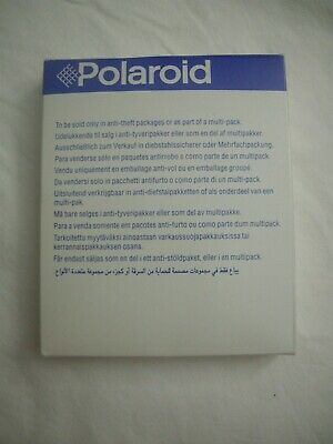 Polaroid Instant film Type 600 one pack of 10 out dated