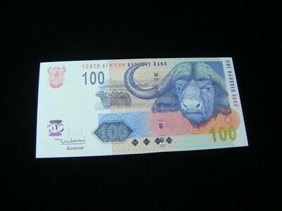 South Africa 2005-10 100 Rand Banknote Gem Uncirculated Pick #131a