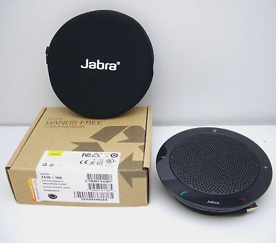 Jabra Speak 410 MS Speakerphone 7410-109 Optimized for MS Lync New in Box