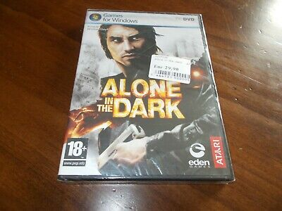 ALONE IN THE DARK  gioco pc game nuovo italiano sigillato