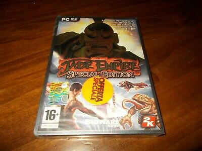 JADE EMPIRE SPECIAL EDITION STEEL BOX gioco pc game nuovo italiano sigillato