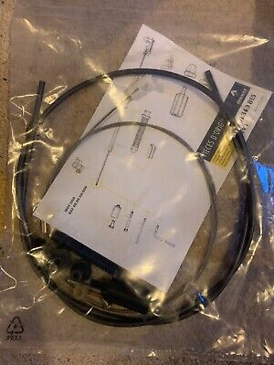 Renault 5 turbo accelerator cable genuine new
