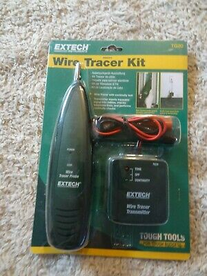 Extech Instruments Wire Tracer Kit Tg20 Brand New In Package