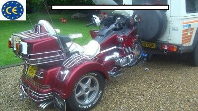 Motorcycle Carrier /Trailer /Dolly 1