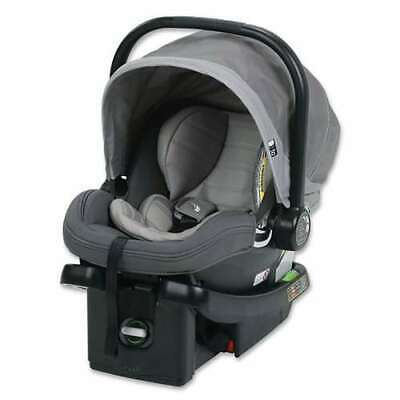 Baby Jogger City Go Baby Infant Car Seat, Steel Gray (Open Box)