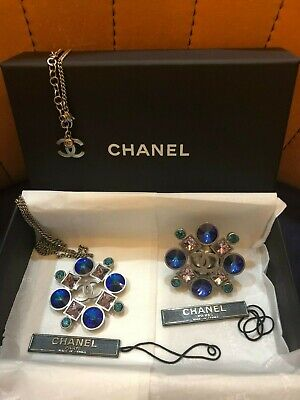 CHANEL OMG NECKLACE & RING is 100% authentic