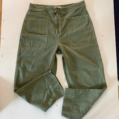 "Free People Pants Best For 32""-33"" /Tag Reads Sz 31 ( See Measurements)"
