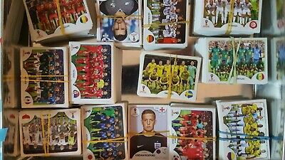 Panini Fifa World Cup 2018 Russia Football Stickers Pick Any 15