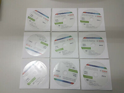 Bosch Electronic Documentations and Information Systems EDIS 2020/1 Software 9CD