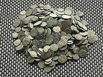 Lot 400 Ancient Roman Imperial And Provincial Uncleaned Bronze Coins Very Nice