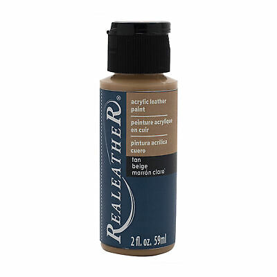 Acrylic Leather Paint - Light Brown