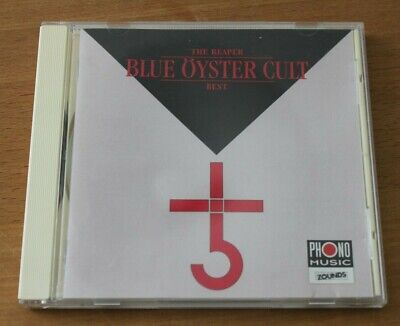 ZOUNDS CD - BLUE ÖYSTER CULT  BEST - The Reaper  audiophil remastered 1993