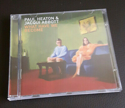 Paul Heaton & Jacqui Abbott : What Have We Become CD (2014)
