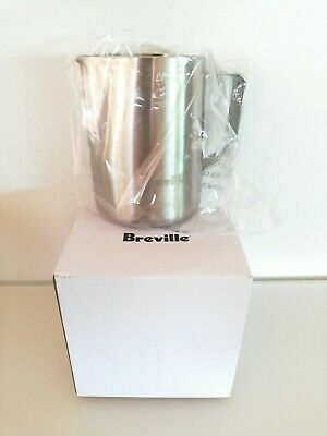 BREVILLE The Milk Jug Max Brushed Stainless Steel Brand New