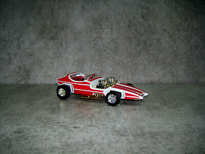 "100/% HOT WHEELS BOB REISNER/'S /""INVADER/' LIMITED EDITION SHOW CAR 1//64"