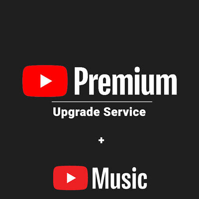 YouTube Premium & YouTube Music — UPGRADE YOUR PERSONAL ACCOUNT | WORLDWIDE