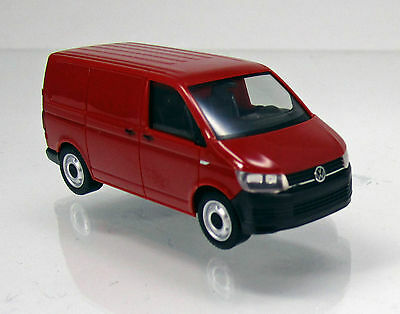 Herpa 028738002 VW t6 Multivan cereza