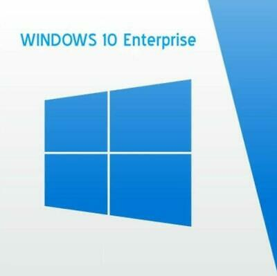 Windows 10 Enterprise 32/64 Bit  key Activation Code+download link