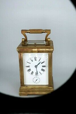 French Carriage Clock Grande Sonnerie