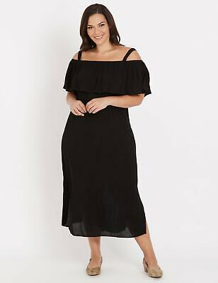 NEW Women's Autograph Autograph On Off Shoulder Dress - Plus Size