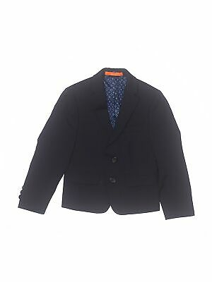Tallia Boys Blue Wool Blazer 4