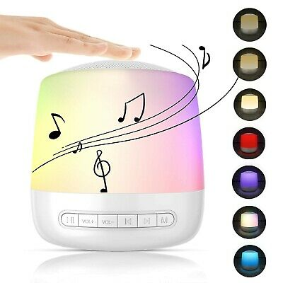 Sleep White Noise Machine,Baby Sound Therapy Machine with 28 Natural Sounds,3...