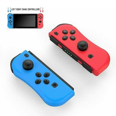 Wireless Game Controllers Gamepad Joypad for Nintendo Switch Joy-Con Console UK