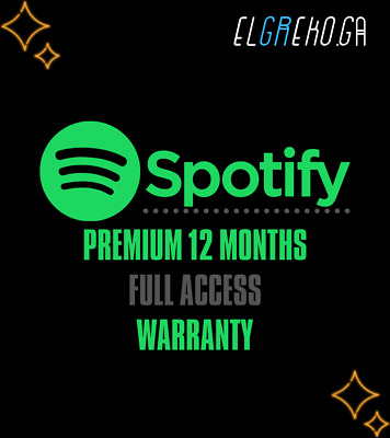 Spotify Premium Account + Full Access (1 Year + Warranty) | Fast Delivery✔️