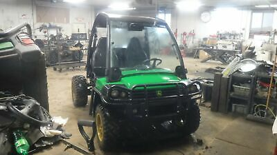 625 FOR JOHN DEERE GATOR 825 FRONT GATOR MUD GUARDS DIAMOND PATTERN