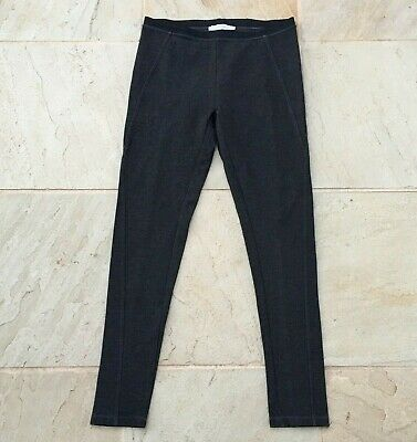 Seed Ladies Size L, Dark Gray, Seamed Thick Leggings, New Without Tags.