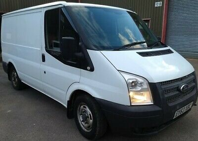 Ford Transit 100 T260 2013 SWB Commercial Goods Builder Van 2.2L Diesel Long MOT
