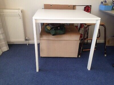 Melamine Ikea Melltorp Table White Available In 2 Sizes 99 00