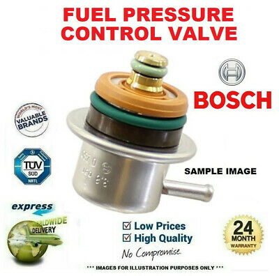 BOSCH PRESSURE CONTROL VALVE for MERCEDES BENZ S-Class Coupe 420 SEC 1986-1991