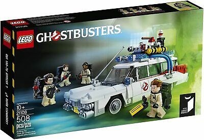 Lego Ghostbusters Ecto 1 V29 21108 - NEW & FACTORY SEALED