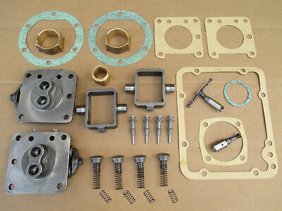 New Ford Tractor 2N 8N 9N Hydraulic Pump Repair Kit With Rh & Lh Valve Chambers
