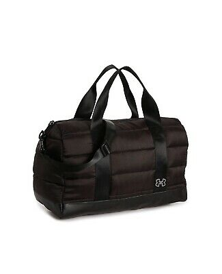 Vince Camuto Under Armour Duffle Gym Bag Luxury New With Tags In Nylon NWT