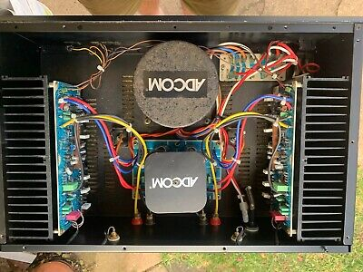 ADCOM GFA-545/2 Power Stereo Amplifier One Of Two