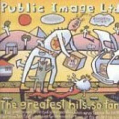 Public Image Ltd. : Greatest Hits So Far CD Incredible Value and Free Shipping!