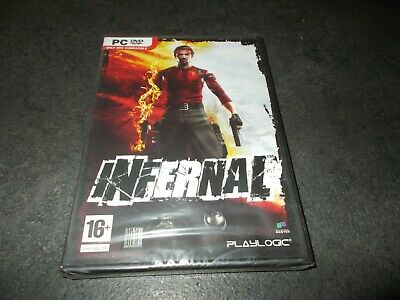 Infernal gioco pc game nuovo italiano sigillato