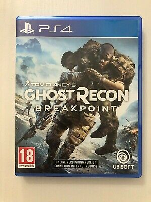 Tom Clancy's Ghost Recon Breakpoint - Gioco Ps4 Playstation 4