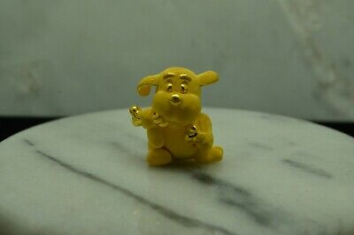 24K Yellow Gold Chinese Feng Shui Hollow Figurine -Year Of The Dog
