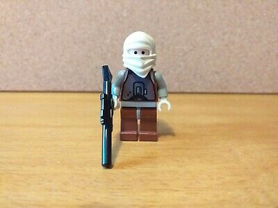 NEW LEGO STAR WARS ZAM WESELL MINIFIGURE HEAD PART X1 BOUNTY HUNTER WESSELL