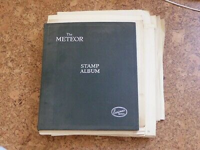 Antique and Vintage Stamps Album Collection - Great Britain / Worldwide Stamps