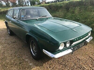 Scimitar SE5a '73. Recent chassis. Solid, reliable. Interior tatty.