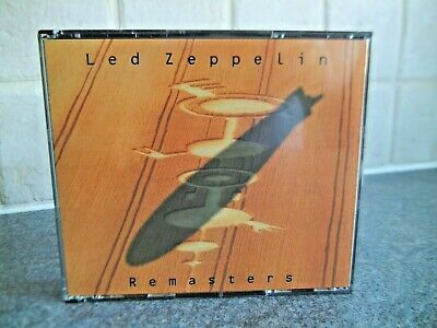 Led Zeppelin Remasters Double CD ** EXCELLENT CONDITION **