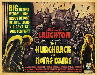 the hunchback of notre dame charles laughton 1939 dvd