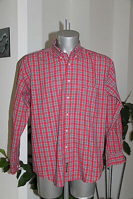 Pretty Shirt Cotton Man Timberland Weathergear Size M in Perfect Condition